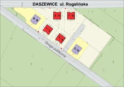Daszewice ul. Rogalińska